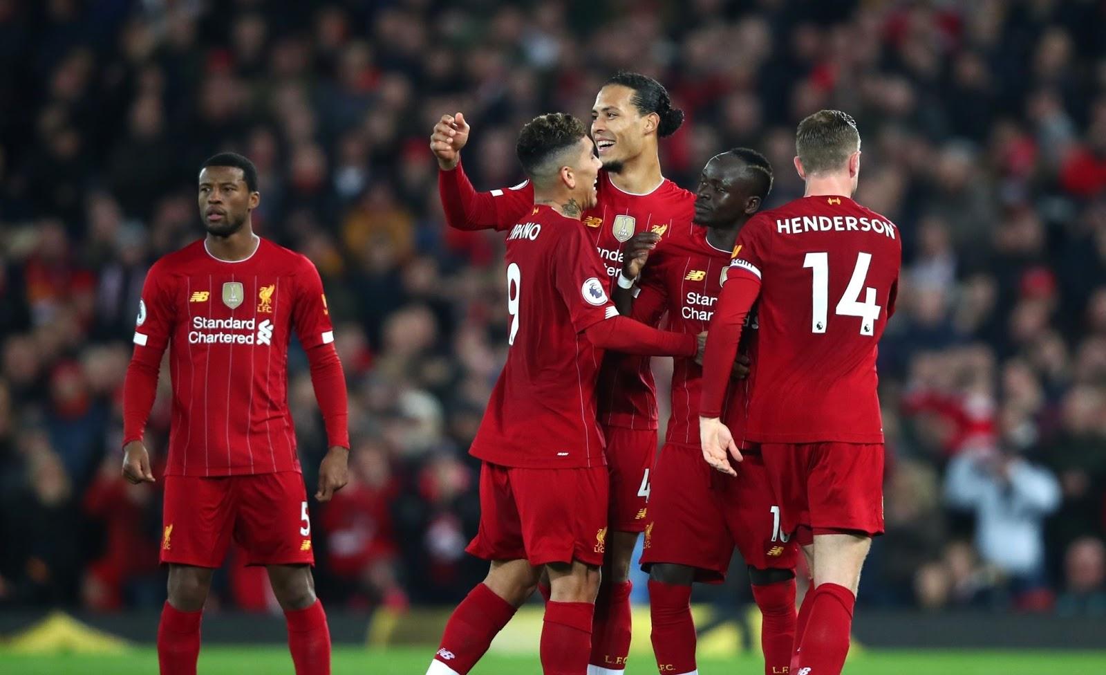 نتيجة مباراة ليفربول وشوروسبري تاون بتاريخ 26-01-2020 كأس الإتحاد الإنجليزي