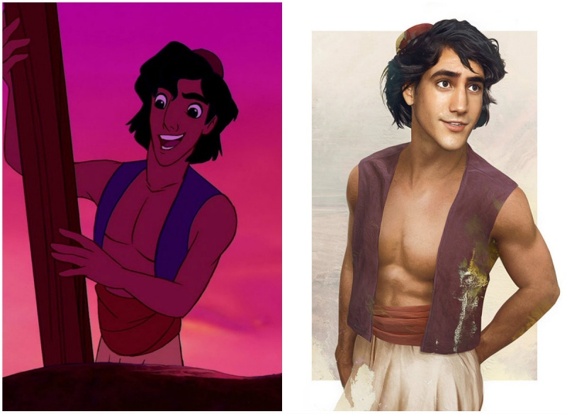 here how disney princes would look like in real life