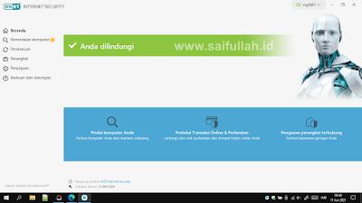 Eset Internet Security Terbaru Full Version Final + License Key For PC