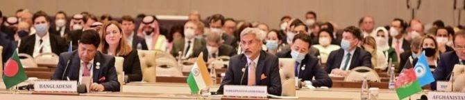 Jaishankar Pitches For Connectivity With Afghanistan Via Chabahar, Takes Jibe At China, Pakistan