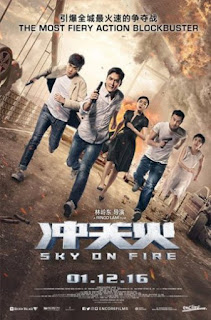 Download Sky On Fire (2016)