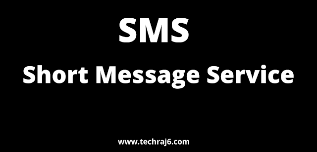 SMS full form, What is the full form of SMS