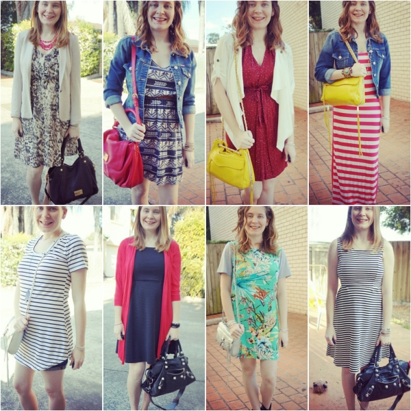 Away From Blue Blog #31Days31DifferentDresses Style Challenge Pt1
