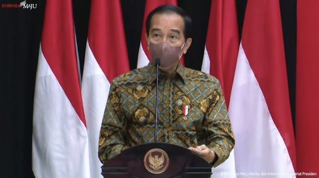 Jokowi: Harus ada Mata Kuliah Robotik di Fakultas Kedokteran!
