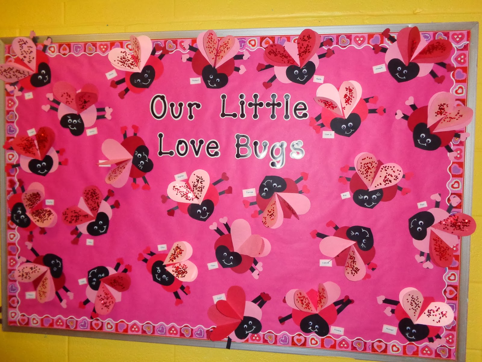 Toddler Classroom Valentine Ideas ~ Terrific preschool years hearts love and valentine s day