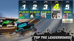 Monster Truck Racing for Android