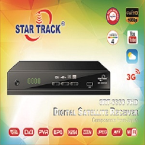 Star track receiver SRT 3333 diamond