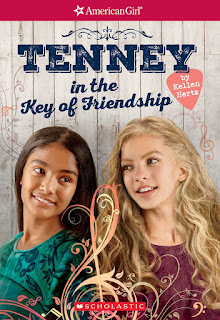 American Girl: Tenney Grant: Tenney in the Key of Friendship