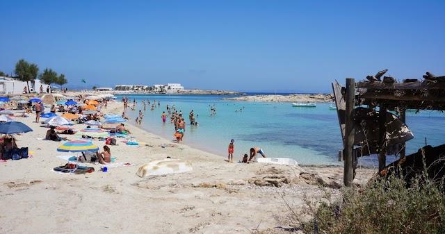 En el Mediterráneo sobresale Formentera por su belleza natural