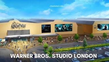 Book Warner Bros. Studio London Tour Tickets Online