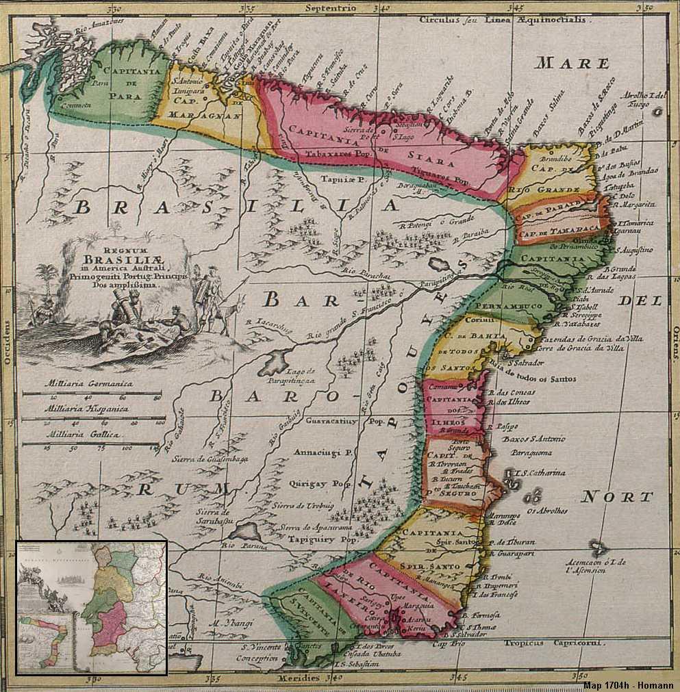 Com Texto Histórico: Brasil Colônia: as primeiras expedições