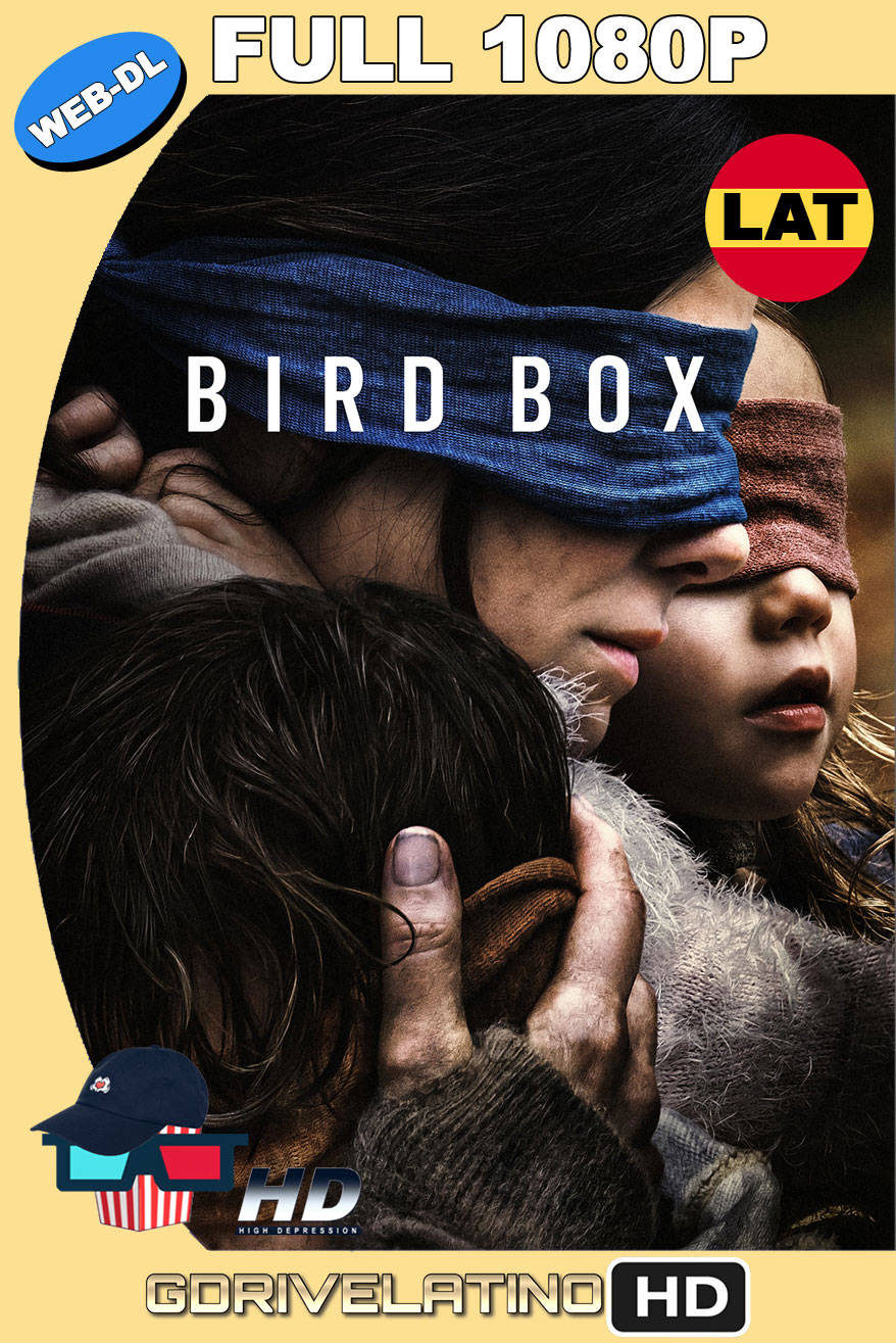 Bird Box: A Ciegas (2018) NF WEB-DL FULL 1080p Latino-Ingles MKV