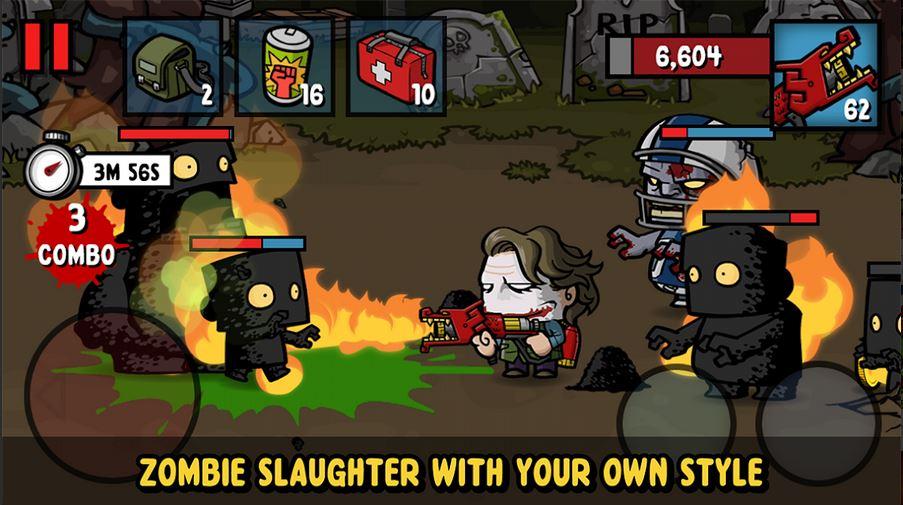 Download Zombie Age 3 Shooting Walking MOD APK 2