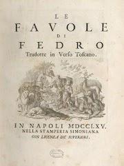 Intervista dei ragazzi di prima media al magnifico poeta Fedro