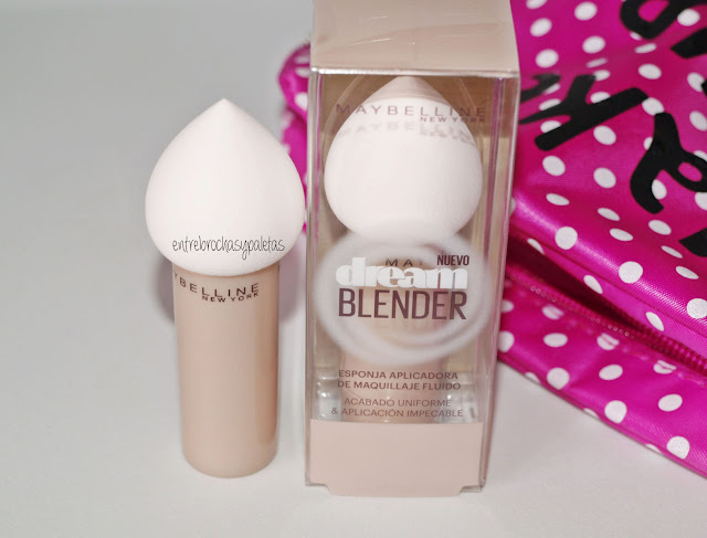 esponja Dream blender maybelline
