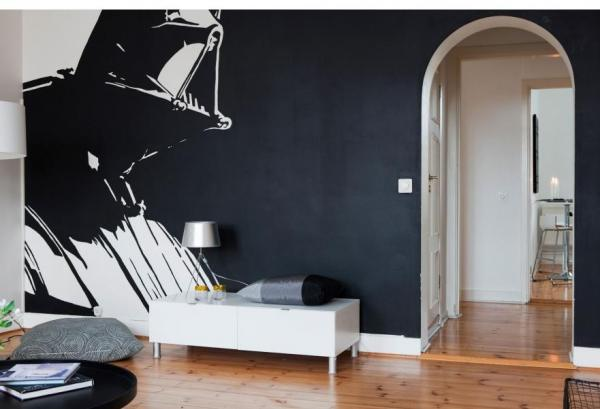 star wars wall designs, wall art