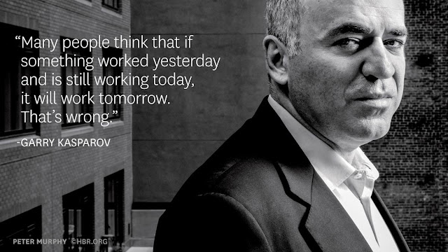 garry kasparov quote