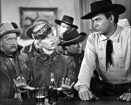 The Corner Of Your Eye Movienotes Calamity Jane