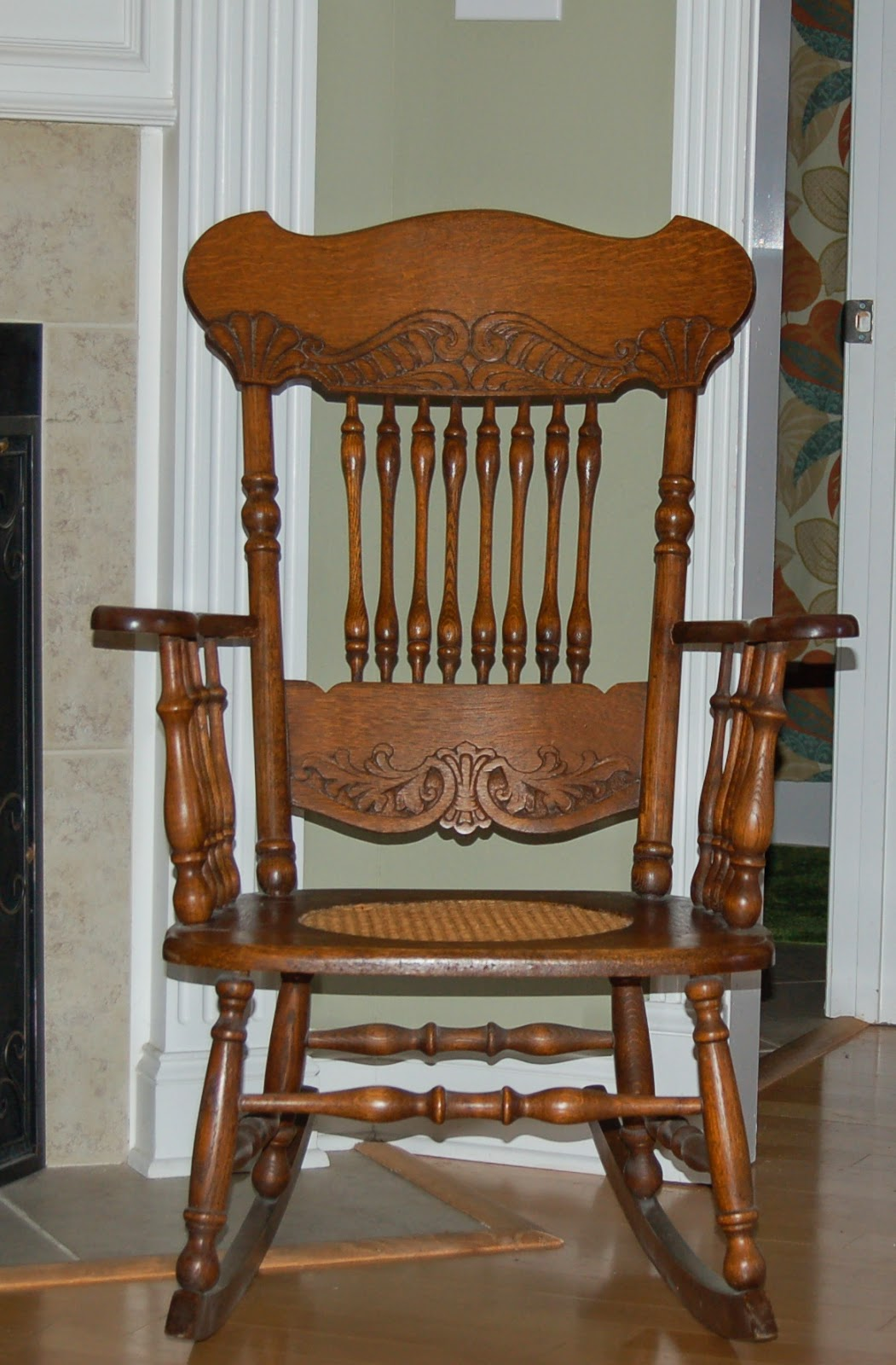 Antique Rocking Chair Identification Bed With Arms Uk Nanaland May 2014