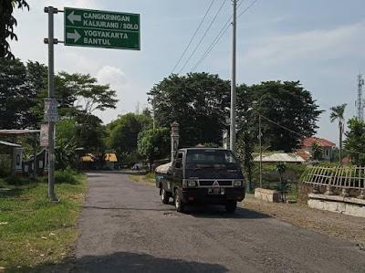 Jalan Lokal