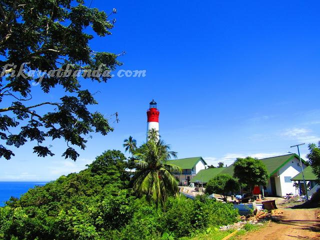 wisata Aceh, desa meulingge pulau breuh, Aceh Besar