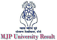 MJP Rohilkhand University Result