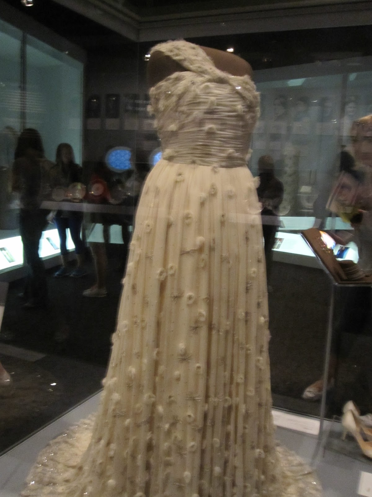 Cottage by the Sea ~: Inaugural Gowns