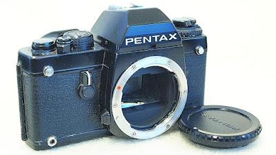 Pentax LX Body #605