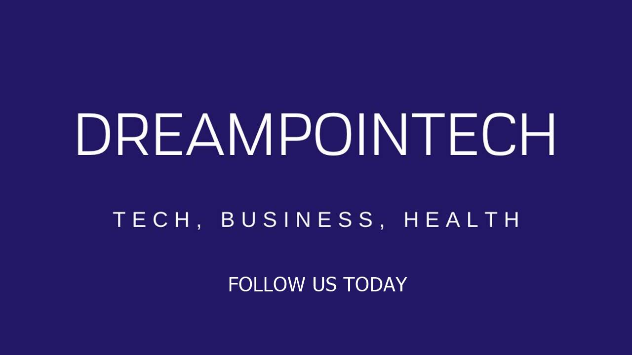 Follow Dreampointech On Social Media