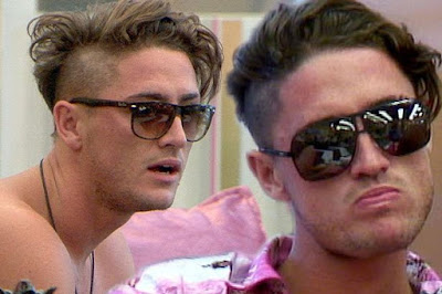 , Awful! Celebrity Big Brother fans question whether Bear is 'taking drugs' as his behaviour becomes increasingly odd, Latest Nigeria News, Daily Devotionals & Celebrity Gossips - Chidispalace