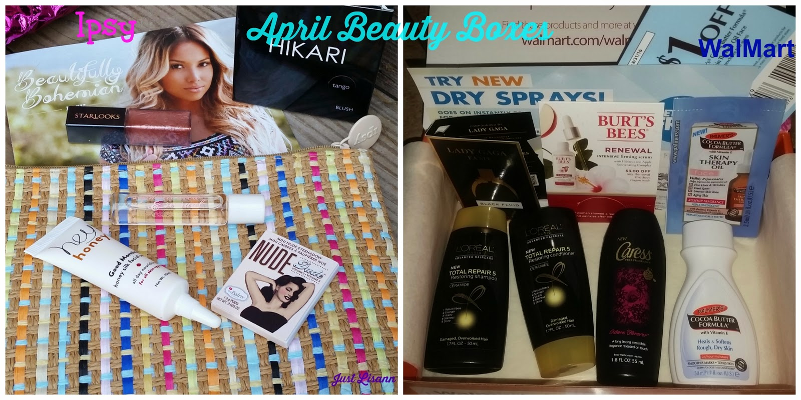 April beauty box 2015