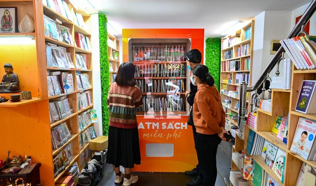 Tặng sách và đọc sách miễn phí tại Hà Nội