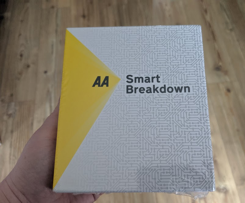 AA Smart Breakdown Box