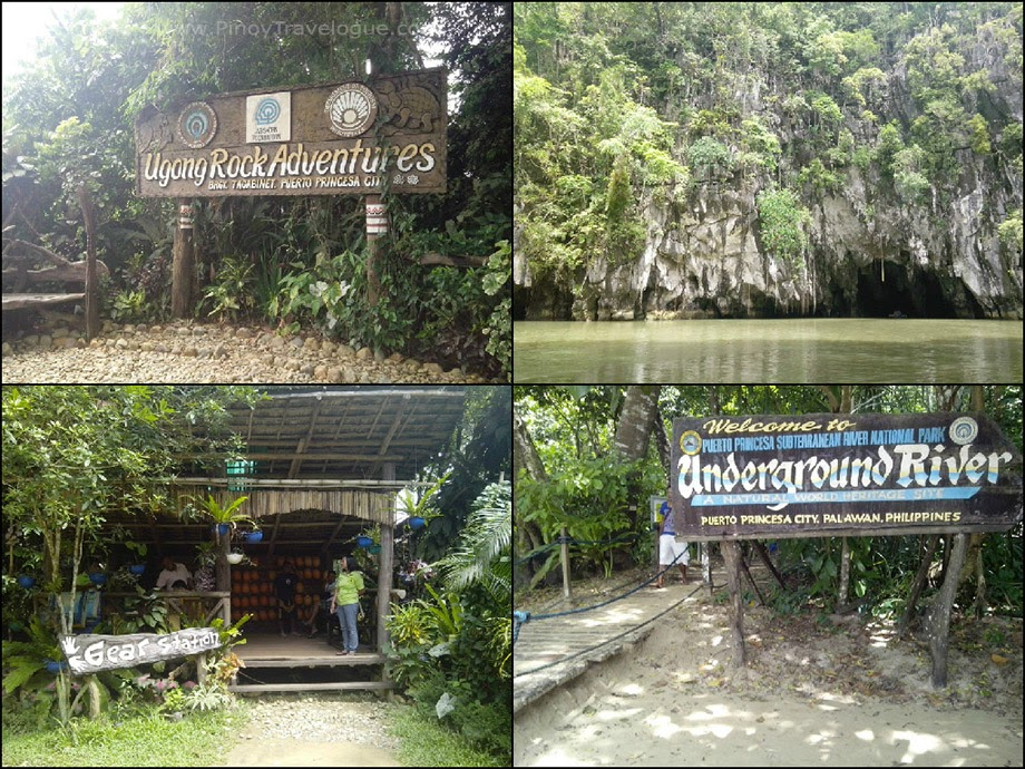 Ugong Rock Adventures and the Puerto Princesa Underground River