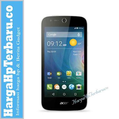 Harga Hp Terbaru Acer September 2016