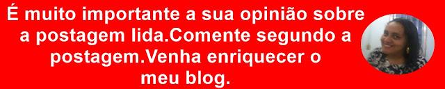 Comentários no blog