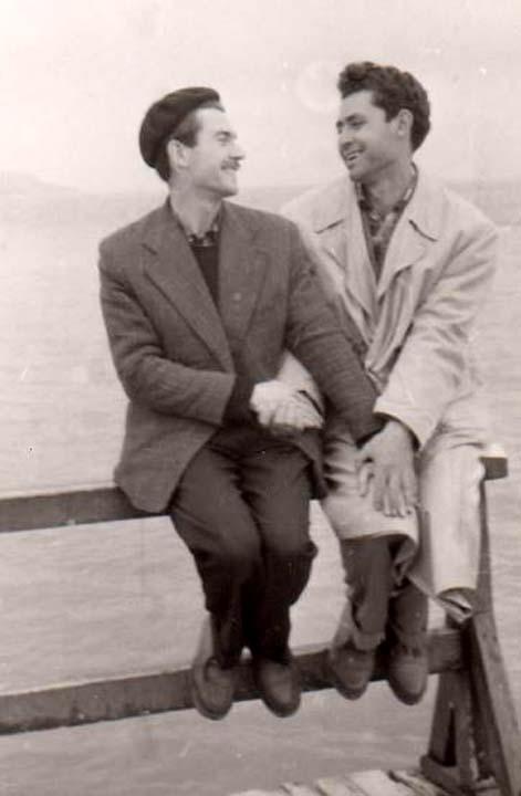 Vintage gay sex photos