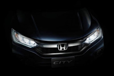 All New 2017 Honda City facelift Version