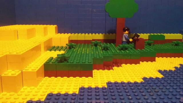 Играть онлайн в Лего Майнкрафт | Эра Игр новые онлайн флеш ...