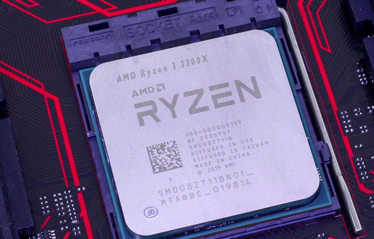 AMD Ryzen 3 3100 and Ryzen 3 3300X tests are pleasing