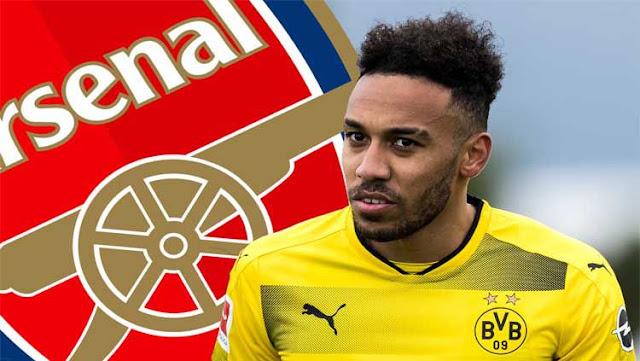 Aubameyang Menuju Arsenal ??