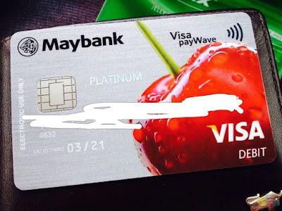 Pembaharuan Kad ATM