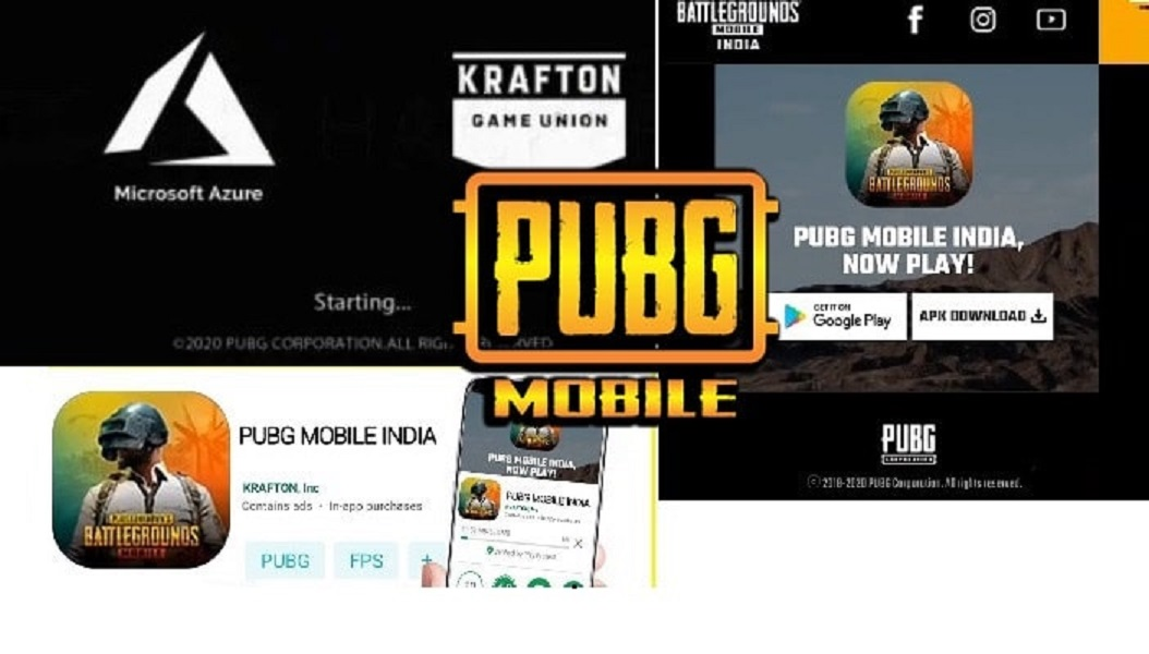 PUBG Mobile India Unofficial Screenshots and Viral Videos