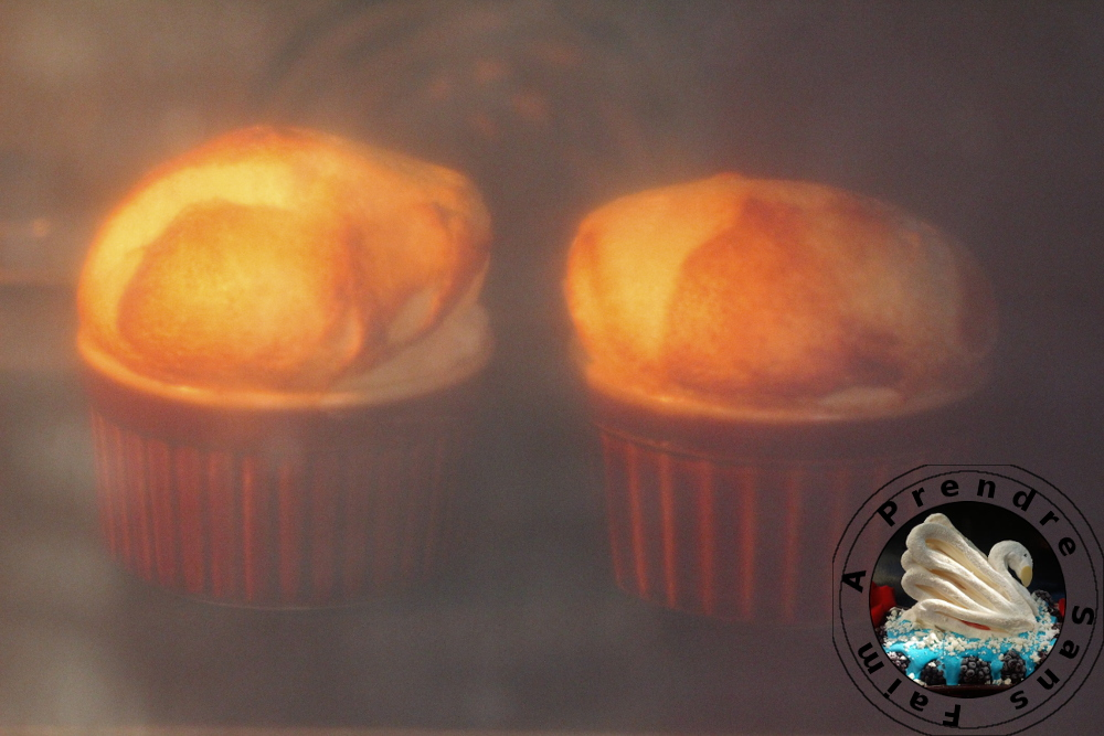 Soufflés pommes mirabelles sans sucre