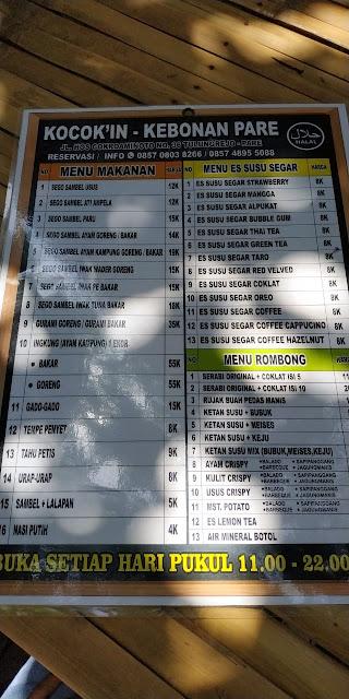 foto-menu-dan-harga-makanan-di-restaurant-kocokin-kebonan-pare-kediri
