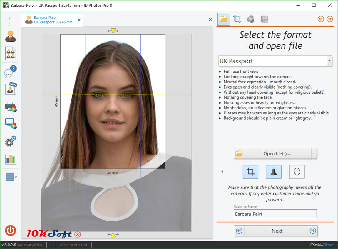 ID Photos Pro Offline Installer Setup Free Download