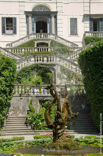 Visitar Villa Carlota Lago di Como Italia