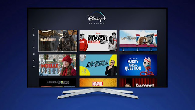 Disney+ Arrives to Several International Markets in September 2020