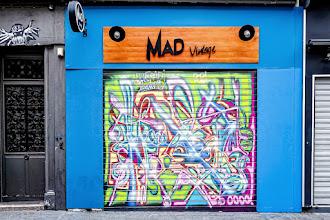 Sunday Street Art : Ludovic Djeradi - rue Quincampoix - Paris 3