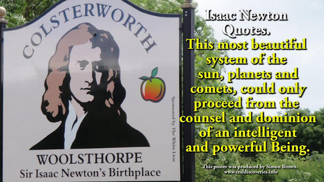 Sir Isaac Newton Quotes.
